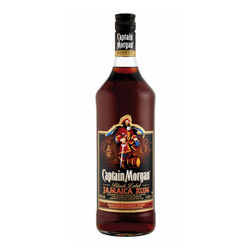 Captain Morgan Dark Brown rum   |   1.14 L   |   Canada  Quebec