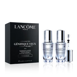 LANCÔME *Travel Exclusive*Advanced Génifique Light Pearl Duo   Eye Illuminator Youth Activating Concentrate Duo