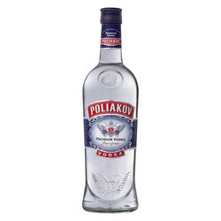 Poliakov Premium  Vodka   |   750 ml   |   France