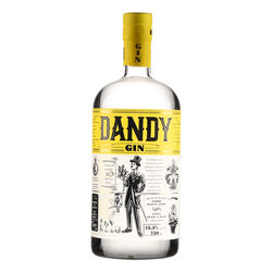 Domaine La France Dandy Original Gin Flavoured genever (flower)   |   750 ml   |   Canada  Quebec