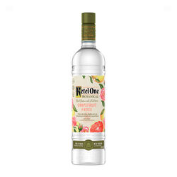Ketel One Botanical Grapefruit & Rose  Vodka   |   750 ml   |   Netherlands