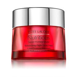 Estee Lauder Nutritious Super-Pomegranate Radiant Energy Night Creme/Mask 50ml