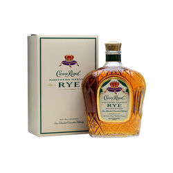 Crown Royal Harvest Rye  Canadian whisky   |   1 L   |   Canada  Ontario