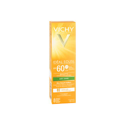 Vichy IDÉAL SOLEIL ANTI-SHINE DRY TOUCH LOTION SPF60 FACE PROTECTION, NO OIL