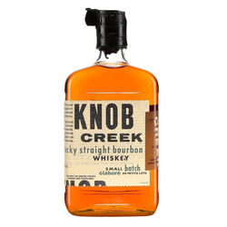 Knob Creek Straight Bourbon  Whiskey américain   |   1 L   |   États-Unis  Kentucky