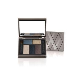 Lise Watier Dress Code Eyeshadow Palette Blue Denim