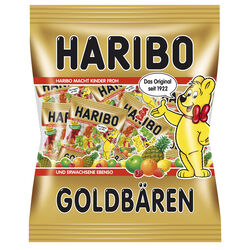 Haribo Haribo Gold Bear Gummies 250G