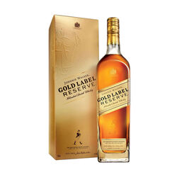 Johnnie Walker Gold Label Reserve Blended Scotch Whisky  Scotch whisky   |  1 L   |   United Kingdom  Scotland