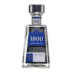 1800 Tequila Silver Tequila   |   1 L   |   Mexico  Jalisco
