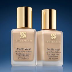 Estee Lauder Double Wear Teint longue tenue intransférable Duo Bone - 30ml x 2