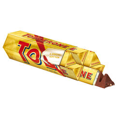Toblerone Gold  6 x 100g