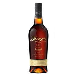 Zacapa Centenario Sistema Solera 23 Gran Reserva  Brown rum   |   1 L  |   Guatemala
