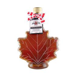 Jakemans Maple Syrup Leaf Glass Bottle 500ml