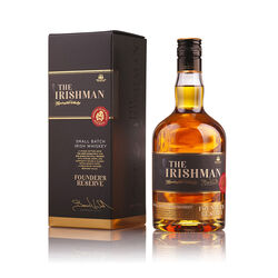 Hot Irishman Founders Reserve  Irish whiskey   |   700 ml   |   Ireland