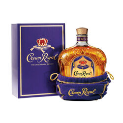 Crown Royal Original Canadian whisky   |   1 L   |   Canada  Ontario