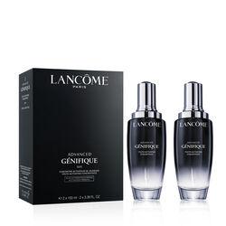 LANCÔME *Travel Exclusive*Advanced Génifique Serum 100ml Duo  Anti-Aging Face Serum