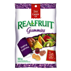 Dare Dare Gummies 180g Trop Fruit
