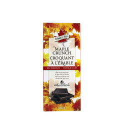 Turkey Hill Maple Crunch Chocolate Bar 100G