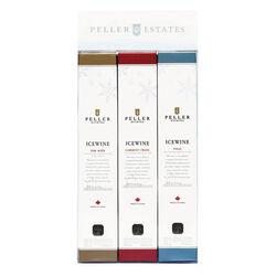 Peller Assorti: Vidal, Cabernet Franc, Oak Aged Vin de glace  |   3 x 200 ml  |  Canada
