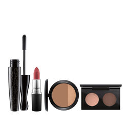Mac M·A·C Voyage Exclusif: Cool Look In A Box