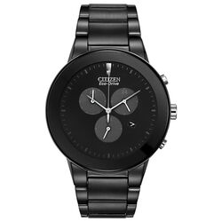 Citizen Eco-Drive Axiom Stainless Steel Black