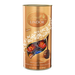 Lindt Lindor Tube Assorted  400g