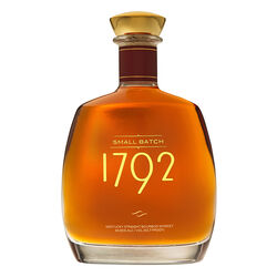 1792 Bourbon Small Batch Kentucky Straigth Bourbon Whiskey Whiskey américain   |   750 ml   |   États-Unis  Kentucky
