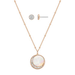 Buckley To The Moon And Back Earring Pendant Set  One Size