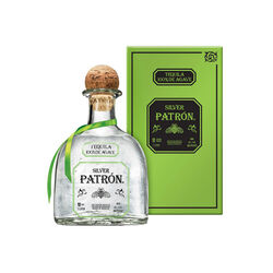 Patron Silver  Tequila   |   1 L  |   Mexico  Jalisco