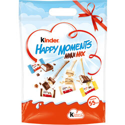 Kinder Kinder Moments Heureux Chocolats Assortis 338G
