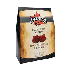 Jakemans Maple Leaf Candy in a Box 160g