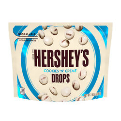 Hershey's Cookies 'n' Creme Drops Candy Pouch 215g