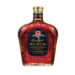 Crown Royal Black Canadian whisky   |   1 L   |   Canada  Ontario