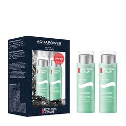 Biotherm Aquapower Gel 75ml x 2 Duo:2 x Moisturising Face Care