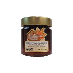 Biodelices Gelee D'Erable Bio Pot  215ml