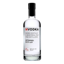 Madison MVodka  Vodka   |   750 ml   |   Canada  Quebec