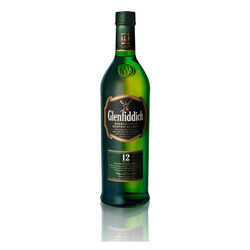 Glenfiddich 12 Years Old Highland Scotch Single Malt  Scotch whisky   |   1.14 L  |   United Kingdom  Scotland