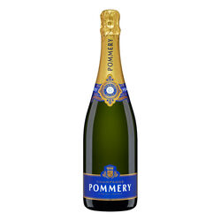 Pommery Brut Royal  Champagne   |   750 ml   |   France  Champagne