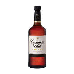 Canadian Club Original Canadian whisky   |   1 L   |   Canada  Ontario