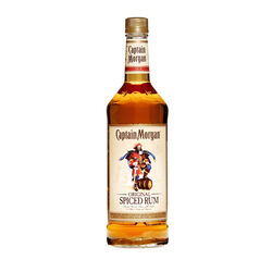 Captain Morgan Original Spiced Spiced rum   |   1.14 L   |   Canada  Quebec