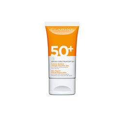 Clarins Dry Touch Facial Sunscreen SPF 50+ 50ml