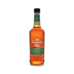 Canadian Club 100% Rye  Canadian whisky   |   750 ml   |   Canada