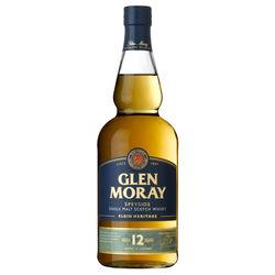 Glen Moray 12YO Scotch Single Malt  750ml