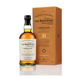 Balvenie 21 Years Old Medeira Single Malt Scotch Whisky Scotch whisky   |   700 ml  |   United Kingdom  Scotland