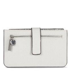 Celine Dion Grazioso Wallet White Lizard