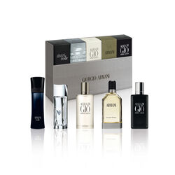Armani Armani Men Minature Mens Collection