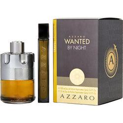 Azzaro Wanted By Night Eau de Parfum Set Product 1: 100ml Product 2: 15ml
