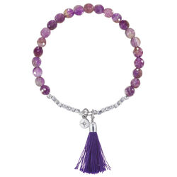 Buckley Covent Garden Bracelet Amethyst  One Size