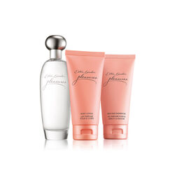 Estee Lauder Pleasures, la collection suprême 100ml + 75ml + 75ml