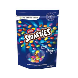 Smarties Smarties Fun Bag 380g